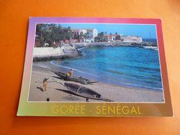 """Senegal  """" Gorée  La Plage ( Neuve ) Edit AA GAGOU  18 - Sénégal"""