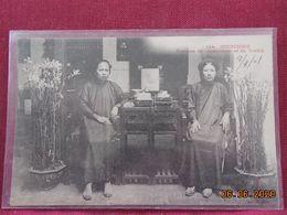 CPA - Indochine - Femmes Cochinchine Et Du Tonkin - Vietnam