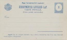 Hongrie - Entier Publicitaire - Patent Bureau Tischler - Vienne + Autres – 1896 Carte Pour Annonces Privés - Entiers Postaux