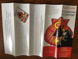 Marque Page Dépliant Coquille Saint Jacques - Bookmarks