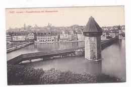 Jolie CPA Lucerne (Suisse), 1919 - LU Lucerne