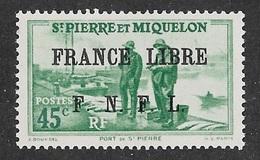 SPM MIQUELON YT 256  NEUF** TTB - St.Pierre Et Miquelon