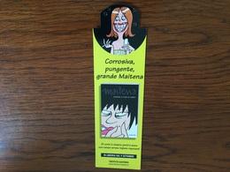 Marque Page Découpé Mondadori - Bookmarks