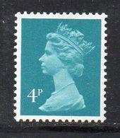 APR681 - GRAN BRETAGNA 1981, Unificato  N. 1016 ***  MNH (2380A) Da Libretto - 1952-.... (Elizabeth II)