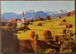 Ak Schweiz - Wildhaus / Toggenburg - SG St. Gall