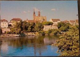 Ak Schweiz - Basel -  Münster Mit Pfalz - BS Basle-Town
