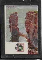 AK 0503  Helgoland - Velte N' S Künstlerkarte Ca. Um 1900 - Helgoland
