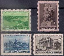 Russia 1951, Michel Nr 1562-65, MNH OG - Neufs
