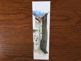 Marque Page Ed Coiffard Nantes - Bookmarks