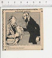 2 Scans Humour Recueil De Poésies Poète Poèmes Généalogie Beauminet Soupléchine Souris Blanche Animal 51B18 - Old Paper
