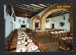 "Espagne - Îles Baléares - PREDIO "" Son AMAR "" Barbecue - Vue Intérieur Du Restaurant - Mallorca"