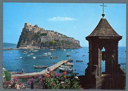 °°° Cartolina - Ischia Angolo Suggestivo Viaggiata °°° - Napoli