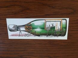 Marque Page Ed Pierron Champagne - Bookmarks