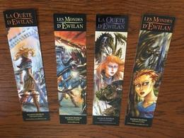 Marque Page Les Mondes D'Ewilan - Bookmarks