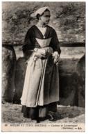 CPA 56 - LOCMARIAQUER (Morbihan) - 26. Costume De Locmariaquer - LL - Locmariaquer