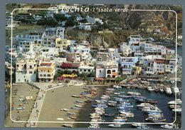 °°° Cartolina - Isola D'ischia S. Angelo Panorama  Viaggiata °°° - Napoli