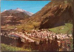 Ak Schweiz - Airolo - Übersicht - TI Tessin