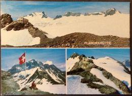 Ak Schweiz - Planurahütte - GL Glarus