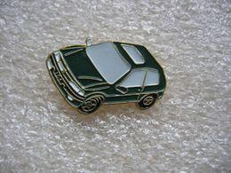 Pin's 106 Peugeot De Couleur Verte - Peugeot