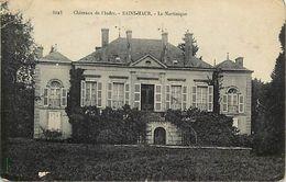 - Indre -ref-587-  Saint Maur - St Maur - Chateau La Martinique - Chateaux De L Indre - - Other Municipalities