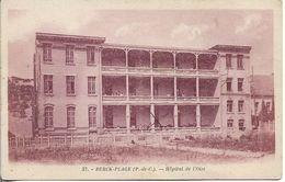 CPSM. 62 BERCK PLAGE. HÔPITAL DE L'OISE. - Berck