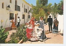 Postal 049604 : Costa Del Sol. Escena Tipica Andaluza - Cartoline