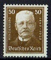 1927 // Mi. 406 ** - Neufs