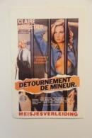 Affiche De Film érotique - DETOURNEMENT DE MINEUR - Réalisateur : Jean-Luc BRUNET - 1983 - Posters