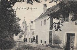 1917/18 - BULHARY  Pulgram Okres BRECLAV , Gute Zustand , 2 Scan - Tchéquie