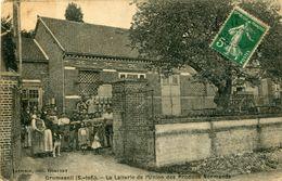 GRUMESNIL , La Laiterie De L'Union Des Produits Normands - France