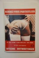 Affiche De Film érotique - RENDEZ-VOUS PARTICULIER - Réalisateur : Ken Warren - 1980 - Posters