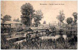 62 MARQUION - Vue Du Canal Du Nord - Frankrijk