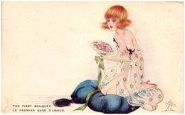 The First Bouquet - Le Premier Gage D'amour - Andere Illustrators