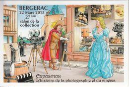 27 éme Salon De La Collection BERGERAC 2015 - Beursen Voor Verzamellars