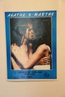 Affiche De Film érotique - Agathe Et Marthe - Réalisateur : Daniel Herman - Posters