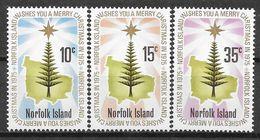 Norfolk N° 166/68 Yvert NEUF ** - Isla Norfolk