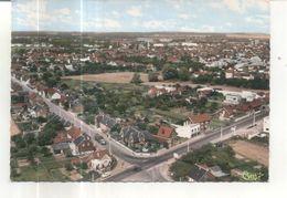 475-29. Vouet, Vue Aérienne, Nationale 38 - Otros Municipios