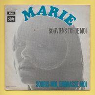 Disque Vinyle 45 Tours : MARIE :  SOUVIENS -TOI DE MOI ..Scan B  : Voir 2 Scans - Vinyl Records