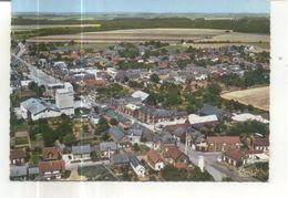 476-15. Flavy Le Martel, Vue Aérienne, Rue Staline Et Rue Maurice Moreau - Otros Municipios