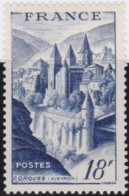 France .    Yvert    .    805    .     **   .      Neuf SANS  Charniere  .   /   .   MNH - Unused Stamps