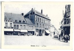 BOHAIN - La Place - Francia