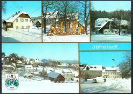 D6869 - TOP Jöhstadt Schwibbogen - Bild Und Heimat Reichenbach - Jöhstadt
