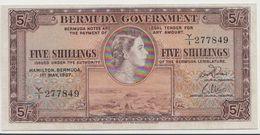 BERMUDA P. 18b 5 D 1957 VF - Bermudes