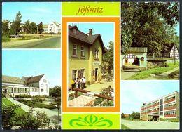 D6879 - Jössnitz Jößnitz FDGB Heim Richard Mildenstrey Gaststätte Lochbauer - Bild Und Heimat Reichenbach - Vogtland
