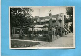 "Café Restaurant ""BOSCHLUST"" BEZUIDENHOUT -DEN Hag  -en 1937 - Den Haag ('s-Gravenhage)"