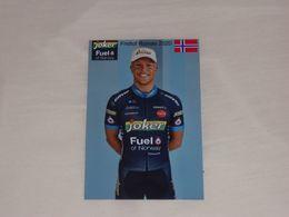 Fridtof Roinas - Joker Fuel Of Norway - 2020 (photo Kodak) - Cycling