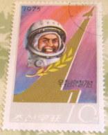 North Korea 1975 Cosmonauts Day 10 Ch - Used - Corea Del Nord