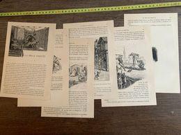 CONTE FLAMAND 1885 HISTOIRE LA BELLE ODETTE LABIQUE LILLE RUE SAINT SAUVEUR - Collections