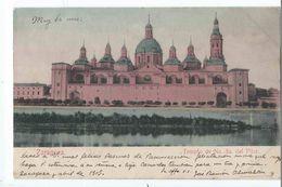 ZARAGOZA :  Templo De Ntra Sra Del Pilar - Edicion La Concordia - Zaragoza