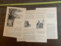 CONTE FLAMAND 1885 HISTOIRE LA BRASSERIE DE LA TULIPE LILLE PIQUERIE VAN BOGAERT - Collections